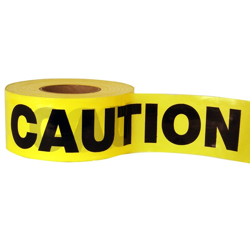 Barricade Tape Do Not Enter