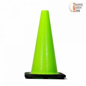 Green Traffic Cone