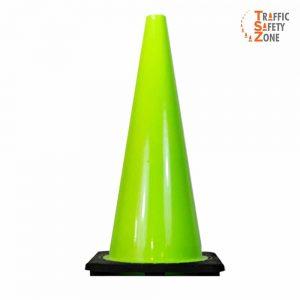 "28"" Green Traffic Cone"
