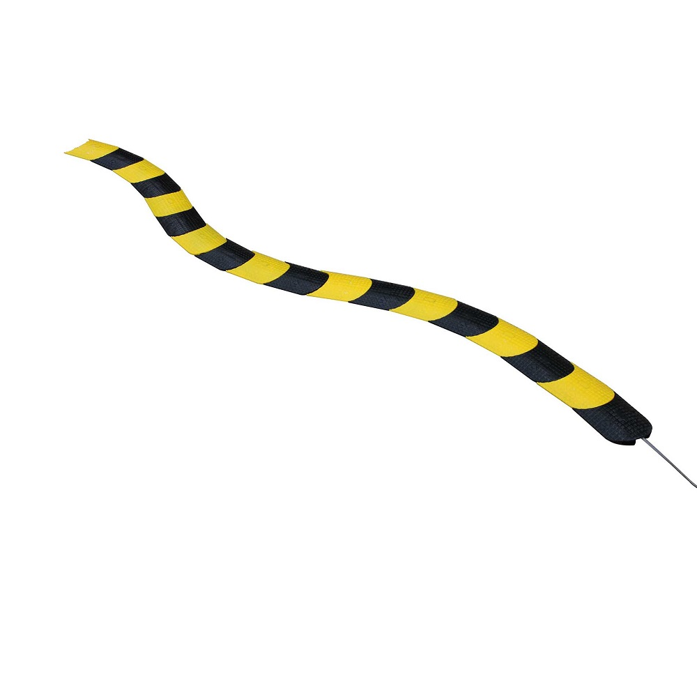 Cable Protector Snake Yellow