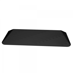 "Rubber Wheelchair Ramp 2.5"" High"