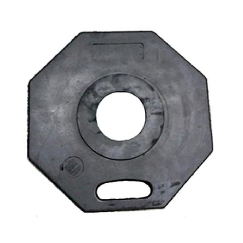 Octagon Delineator Base 18lb
