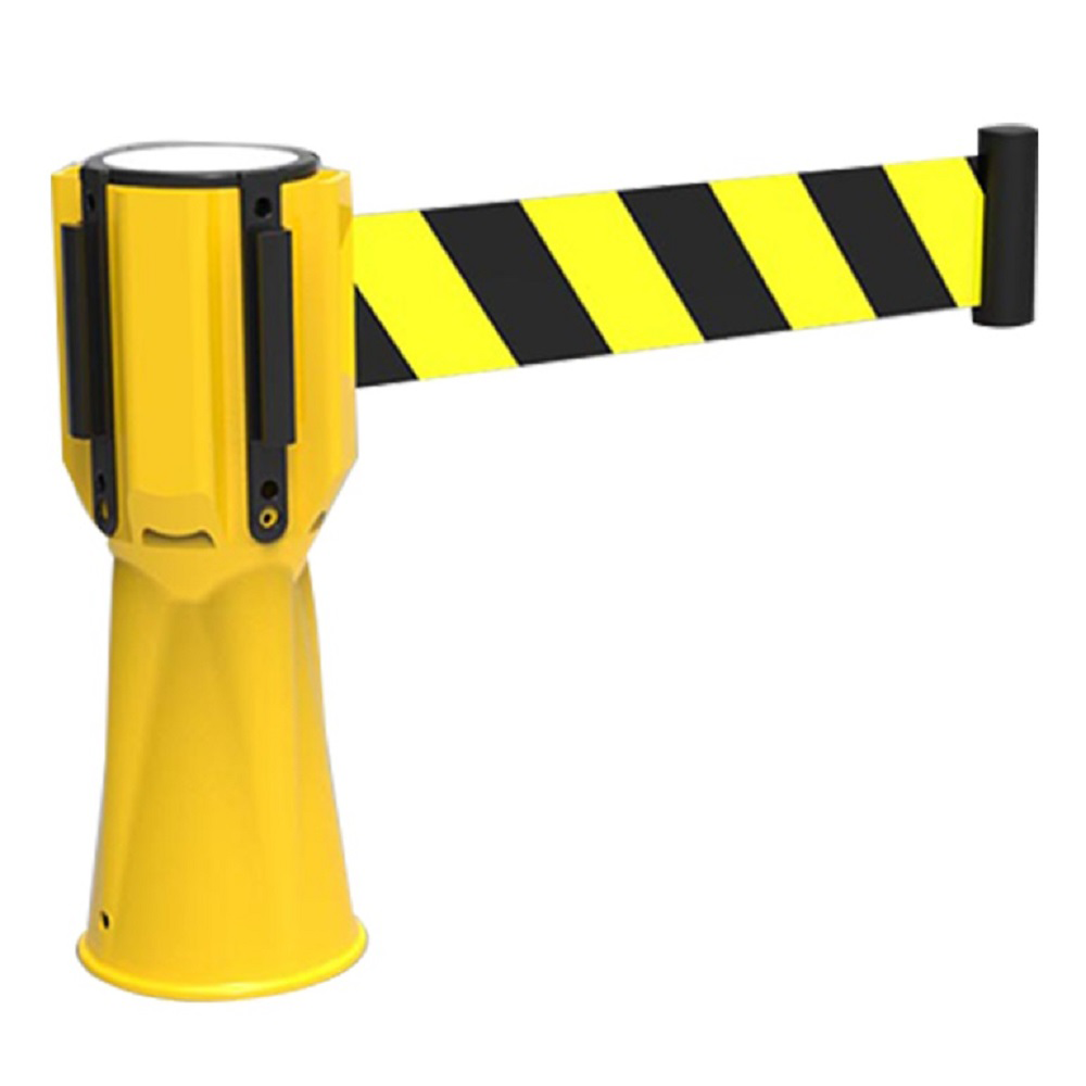 Cone Topper 10 ft Yellow