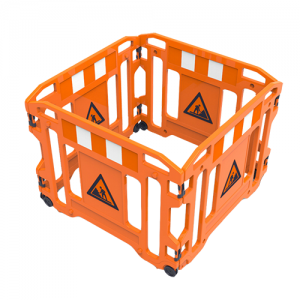 Work Safety Gate