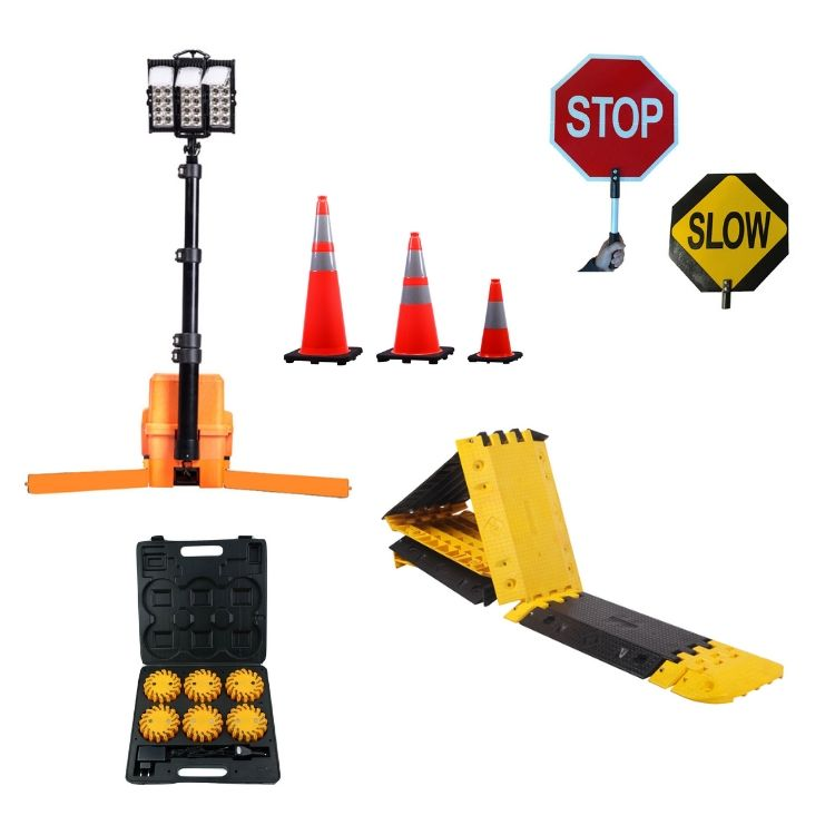 Emergency Responder Traffic Supplies