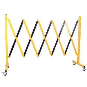 Yellow Barrier Steel