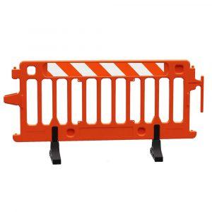 Crowdcade Barricade Orange