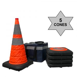 """Collapsible Cone Kit 28"""""""