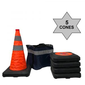 """21"""" collapsible Cone Kit"""